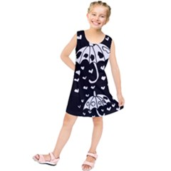 Mandala Calming Coloring Page Kids  Tunic Dress