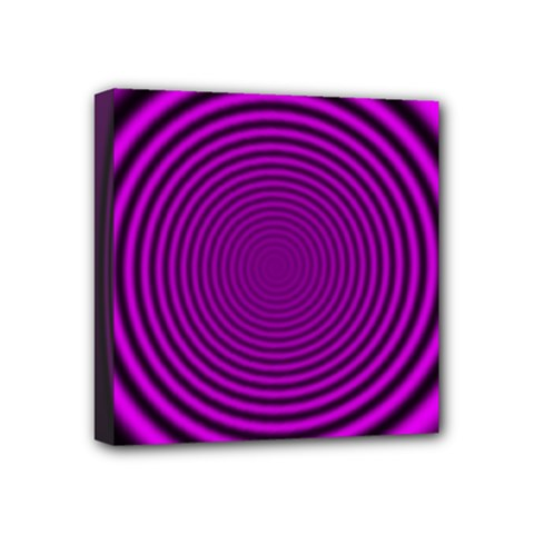 Background Coloring Circle Colors Mini Canvas 4  X 4