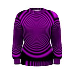 Background Coloring Circle Colors Women s Sweatshirt