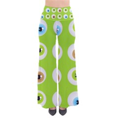 Eyes Background Structure Endless Pants by Nexatart