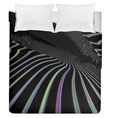 Graphic Design Graphic Design Duvet Cover Double Side (queen Size)
