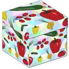 Vegetables Cucumber Tomato Storage Stool 12