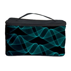 Pattern Vector Design Cosmetic Storage Case by Nexatart
