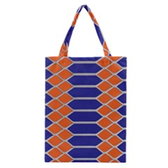 Pattern Design Modern Backdrop Classic Tote Bag