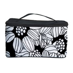 Mandala Calming Coloring Page Cosmetic Storage Case by Nexatart