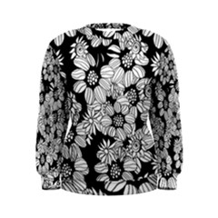 Mandala Calming Coloring Page Women s Sweatshirt