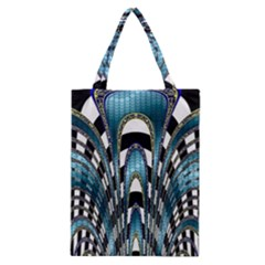 Abstract Art Design Texture Classic Tote Bag