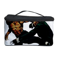 Kung Fu  Cosmetic Storage Case by Valentinaart