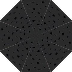 Dinosaurs Pattern Hook Handle Umbrellas (medium) by ValentinaDesign
