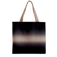 Decorative Pattern Zipper Grocery Tote Bag by ValentinaDesign
