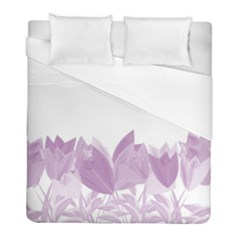 Tulips Duvet Cover (full/ Double Size) by ValentinaDesign