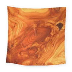 Fantastic Wood Grain Square Tapestry (large) by MoreColorsinLife