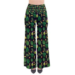 Tropical Pattern Pants by Valentinaart