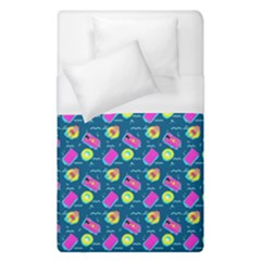 Summer Pattern Duvet Cover (single Size) by ValentinaDesign