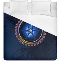 Power Core Duvet Cover (king Size)