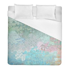 Pastel Garden Duvet Cover (full/ Double Size) by digitaldivadesigns