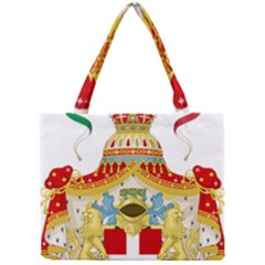 Coat Of Arms Of The Kingdom Of Italy Mini Tote Bag by abbeyz71