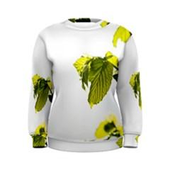 Leaves Nature Women s Sweatshirt