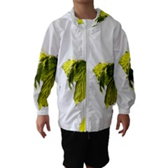 Leaves Nature Hooded Wind Breaker (kids)