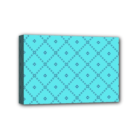 Pattern Background Texture Mini Canvas 6  X 4