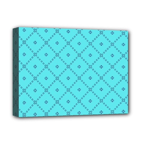 Pattern Background Texture Deluxe Canvas 16  X 12