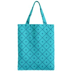 Pattern Background Texture Zipper Classic Tote Bag by Nexatart