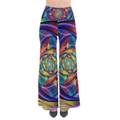 Eye Of The Rainbow Pants by WolfepawFractals