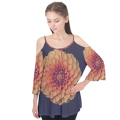 Art Beautiful Bloom Blossom Bright Flutter Tees