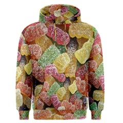 Jelly Beans Candy Sour Sweet Men s Pullover Hoodie