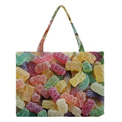Jelly Beans Candy Sour Sweet Medium Tote Bag by Nexatart