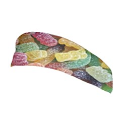 Jelly Beans Candy Sour Sweet Stretchable Headband