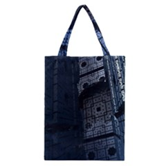 Graphic Design Background Classic Tote Bag by Nexatart