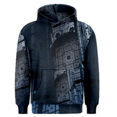 Graphic Design Background Men s Pullover Hoodie