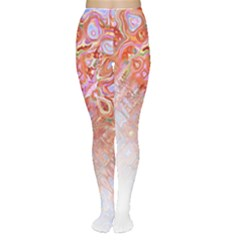 Effect Isolated Graphic Women s Tights