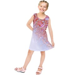 Effect Isolated Graphic Kids  Tunic Dress