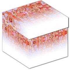 Effect Isolated Graphic Storage Stool 12