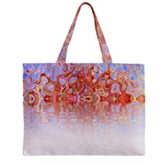 Effect Isolated Graphic Zipper Mini Tote Bag by Nexatart