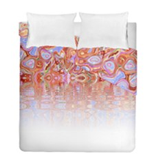 Effect Isolated Graphic Duvet Cover Double Side (full/ Double Size) by Nexatart