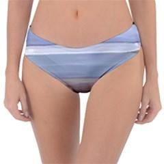 Pompey Beach Reversible Classic Bikini Bottoms by DeneWestUK