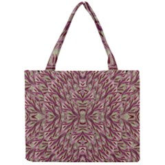 Mandala Art Paintings Collage Mini Tote Bag by pepitasart