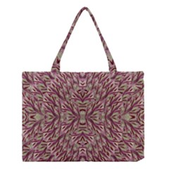 Mandala Art Paintings Collage Medium Tote Bag by pepitasart