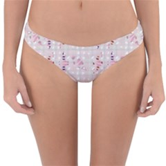 Geometric Pattern 213 170408 Reversible Hipster Bikini Bottoms by wilaiwanschultz
