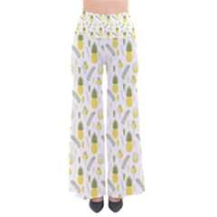 Pineapple Fruit And Juice Patterns Pants