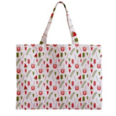 Watermelon Fruit Paterns Mini Tote Bag by TastefulDesigns