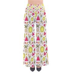 Summer Fruits Pattern Pants by TastefulDesigns