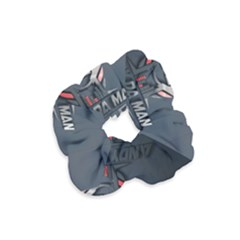 Andy Da Man 3d Dark Velvet Scrunchie by Acid909