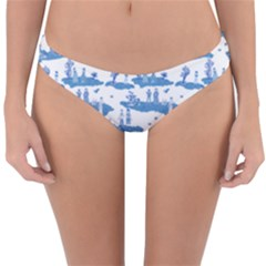 Tear In The Space Time Continuum Reversible Hipster Bikini Bottoms
