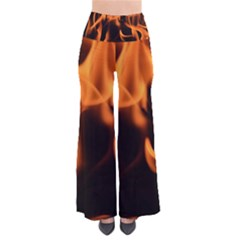 Fire Flame Heat Burn Hot Pants