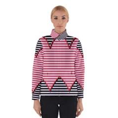 Heart Stripes Symbol Striped Winterwear