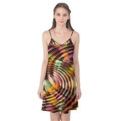 Wave Rings Circle Abstract Camis Nightgown